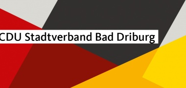 CDU Stadtverband Bad Driburg